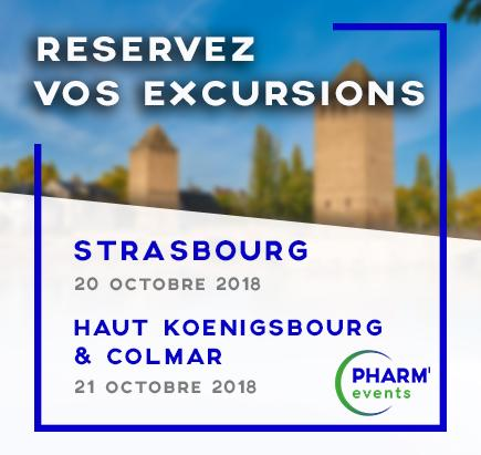 Excursions Pharm'Events
